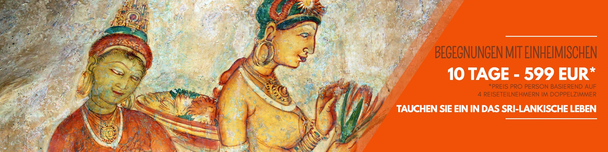 Sri Lanka Kultur: Die Hauptattraktionen im Kulturdreieck