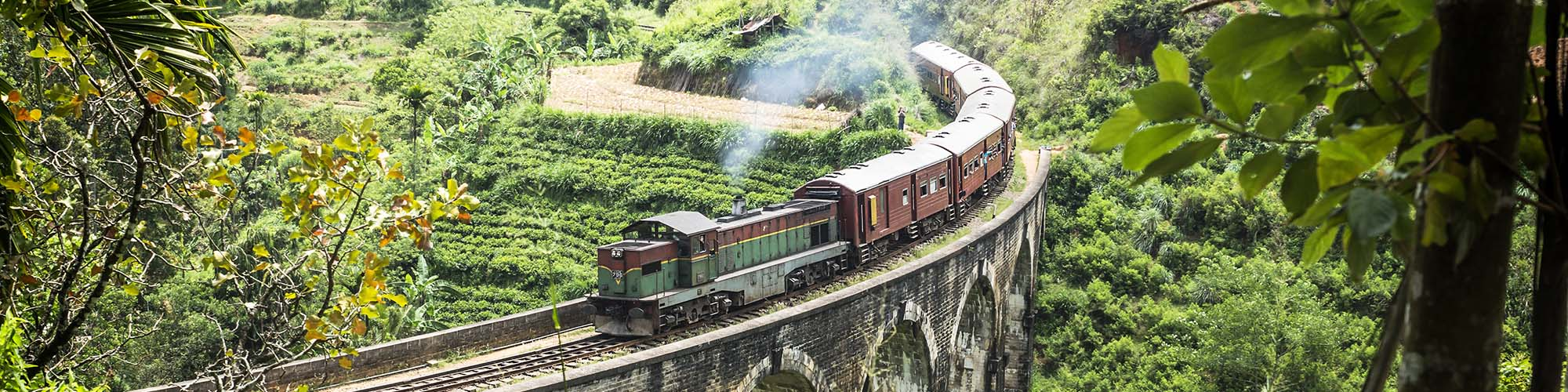 Fortbewegungsmöglichkeiten in Sri Lanka