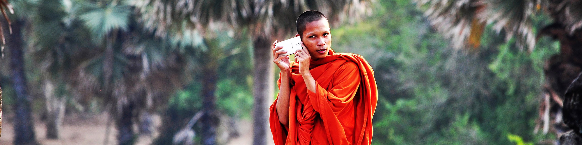 Telefonieren in Sri Lanka