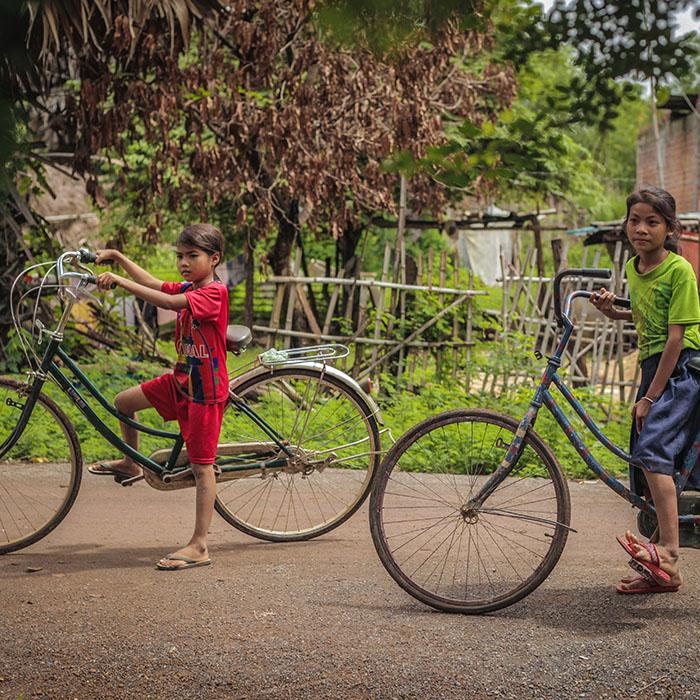 Kinder, Provinz, Kambodscha