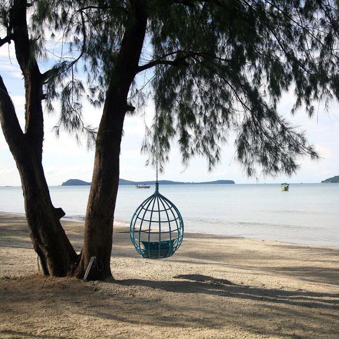 Naia Resort, Sihanoukville, Kambodscha