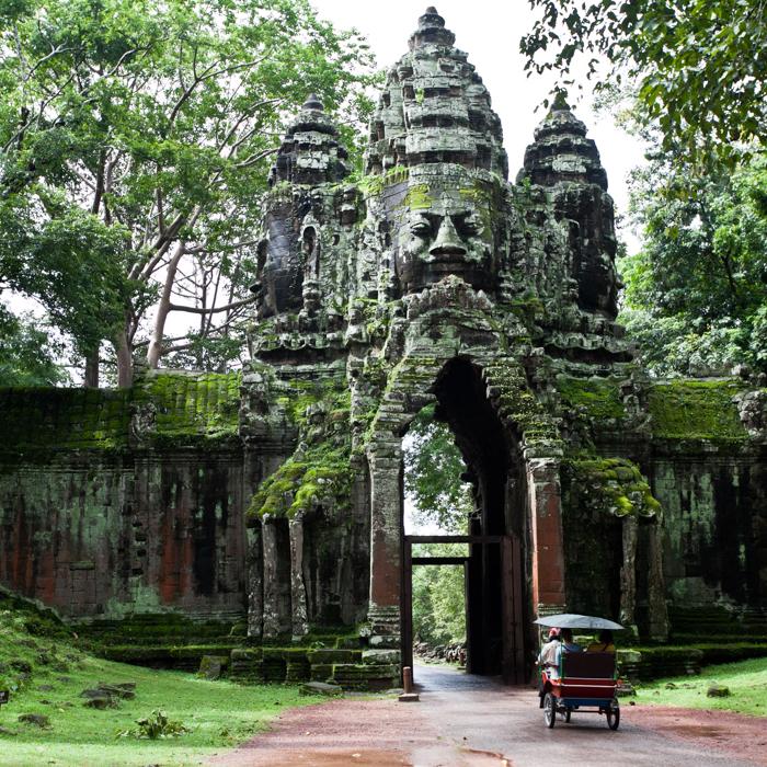 Kambodscha, Angkor Wat, Siem Reap