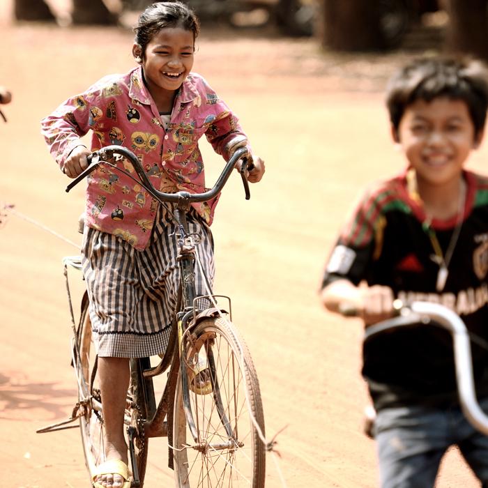 Kambodscha, Mensch, Siem Reap