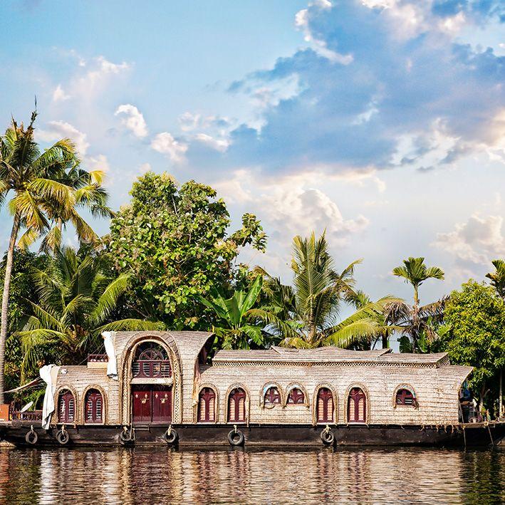 Backwaters, Kerala, India