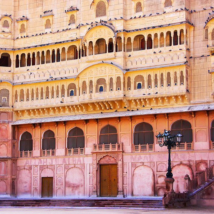 Fort Junagarh, Bikaner, Rajasthan, India