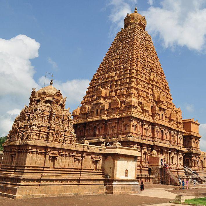 Brihadisvara Temple, Thanjavur, Tanjore, India