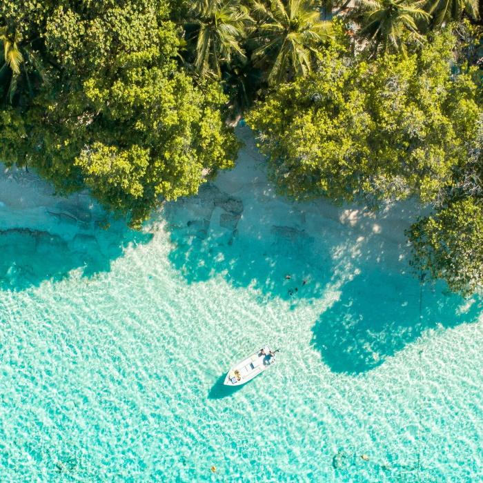 Aufenthalt auf den Malediven