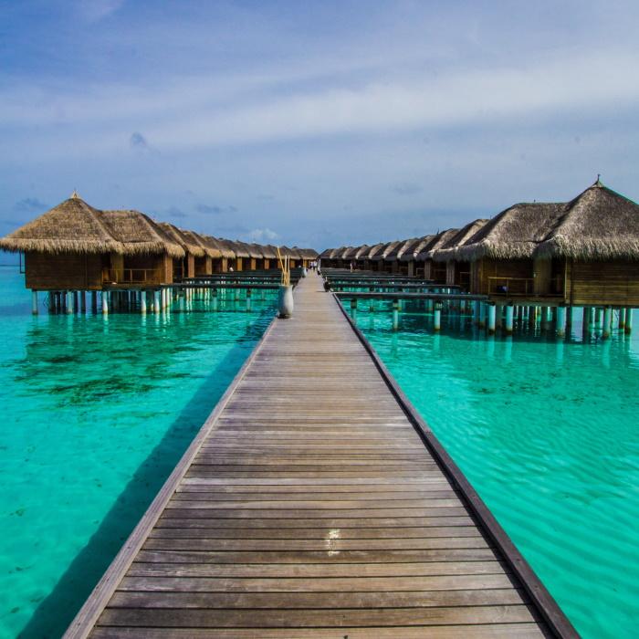 Malediven-Angebot Expat