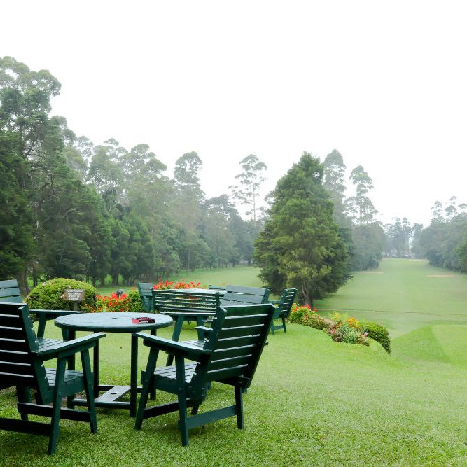 Nuwara Eliya Golf Club, Sri Lanka