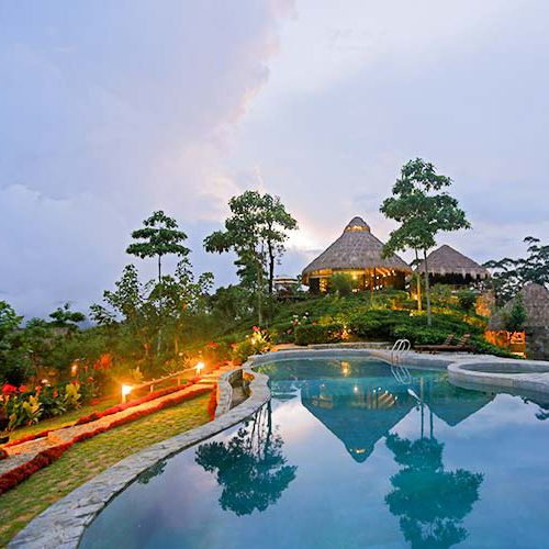 Hotel 98 Acres Resort & Spa, Ella, Sri Lanka