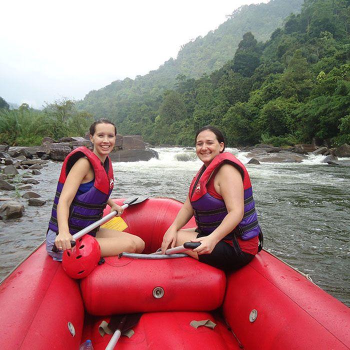 Sri Lanka, Rafting, Aktivitäten