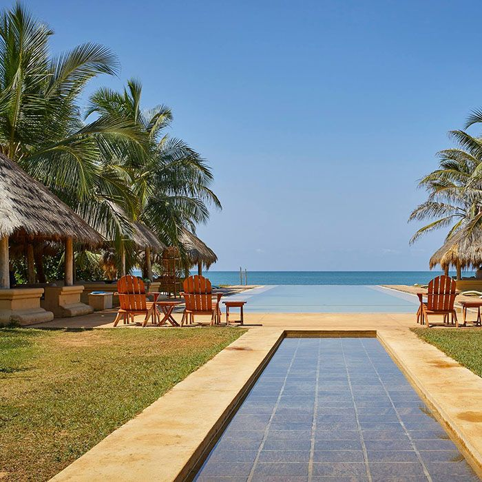 Bar Reef Hotel, Kalpitiya, Sri Lanka
