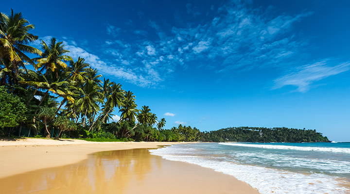 Beach, Sri Lanka