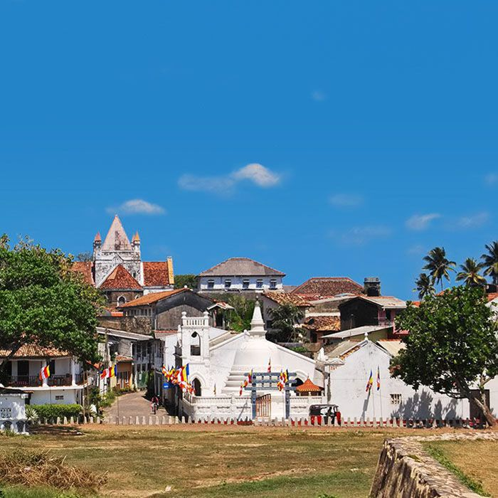 Sri Lanka, Galle Fort, Unesco