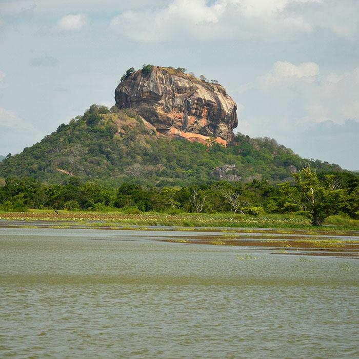 Sigiriya, Löwenfelsen, Sri Lanka