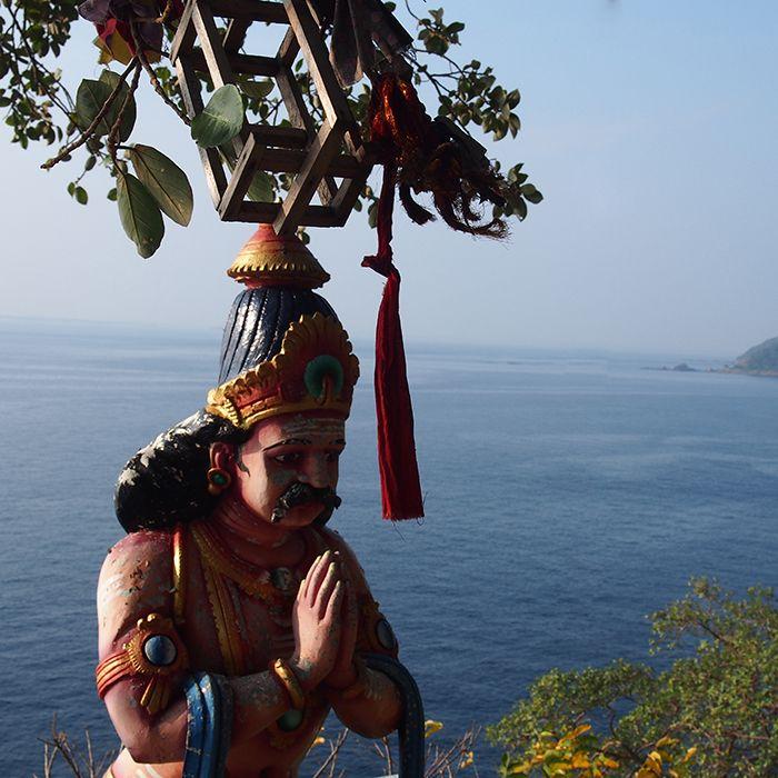 Hindu Tempel Trincomalee, Sri Lanka