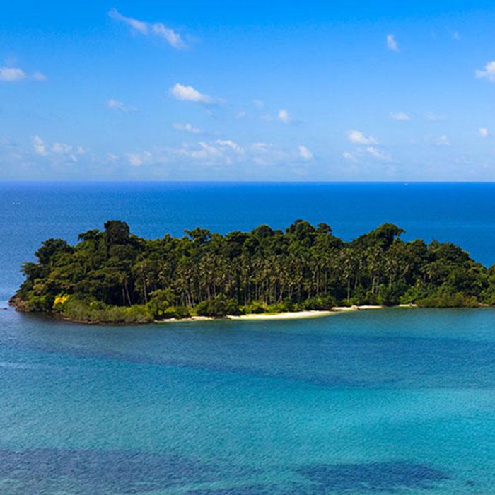 Insel, Koh Chang, Thailand