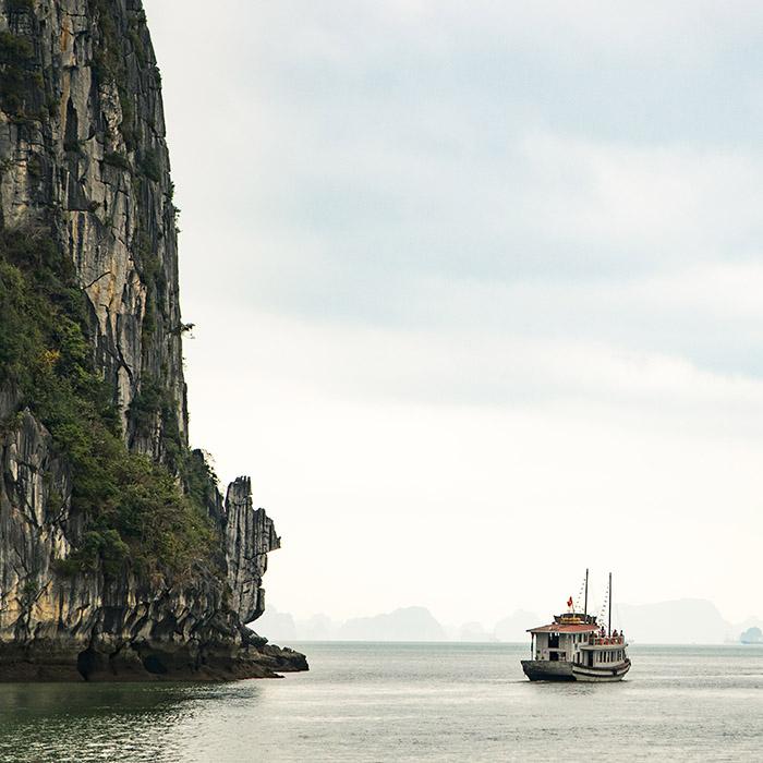 Bucht von Halong, Vietnam