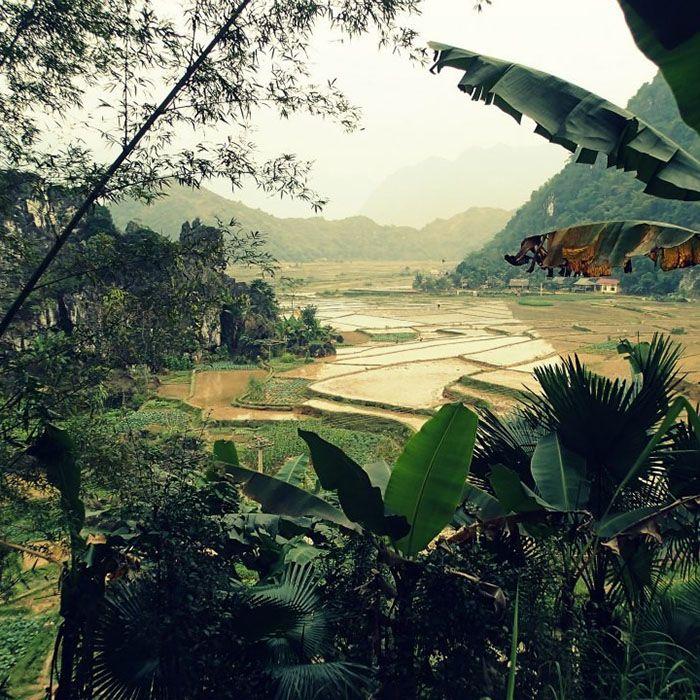 Wanderung Lao Cai, Vietnam
