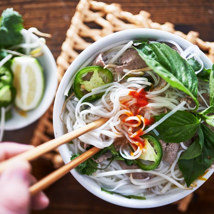 Vietnam, Essen, Pho