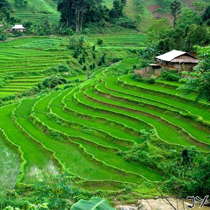 Pu Luong, Tal, Vietnam