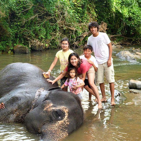 Sri Lanka Familienurlaub
