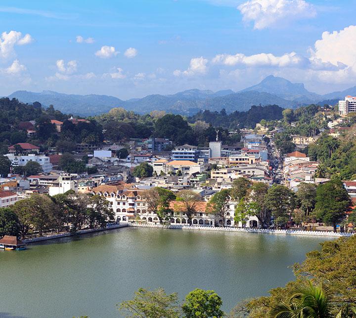 Tagesausflug nach Kandy