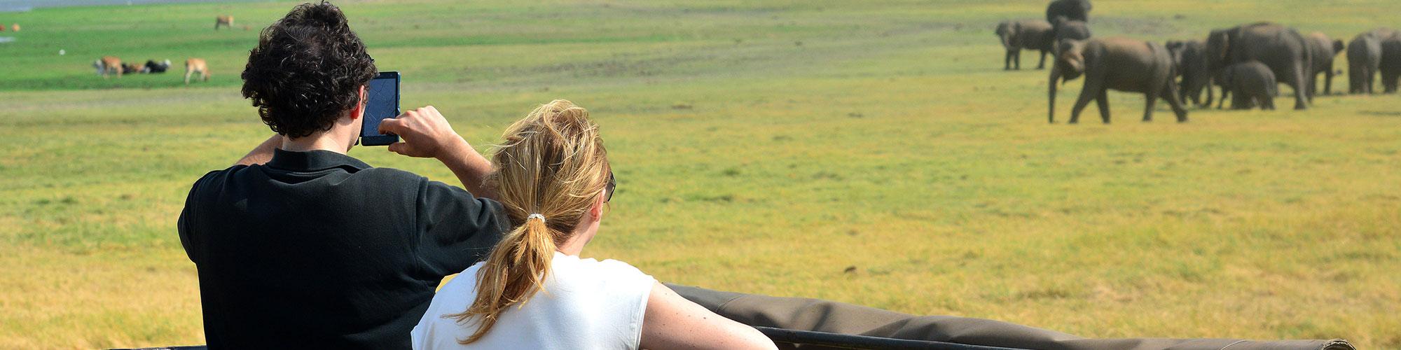 Ausflug von Kandy nach Polonnaruwa und Minneriya