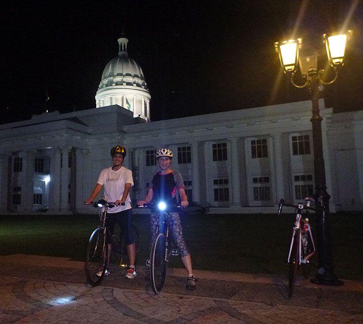 Sri Lanka, Colombo, Fahrradtour, Fahrrad