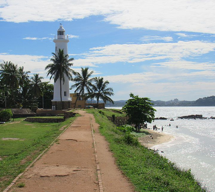 Sri Lanka, Galle Fort, Unesco