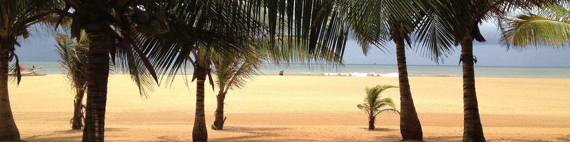 Sri Lanka, Negombo, Strand