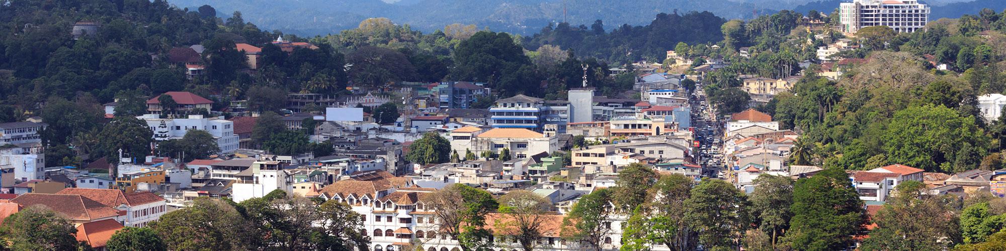 Tagesausflug nach Kandy mit Zugfahrt