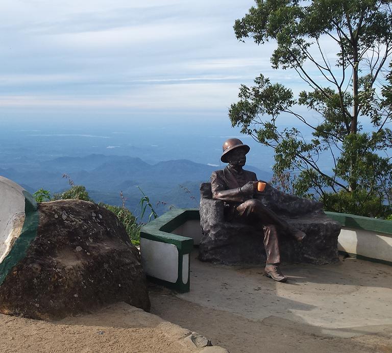 Lipton's Seat Aussichtspunkt in Haputale